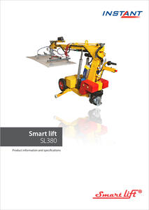 Smart lift SL380 brochure EN photo